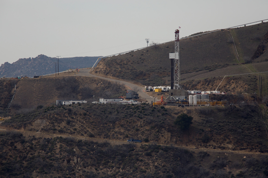 California Methane Gas Leak