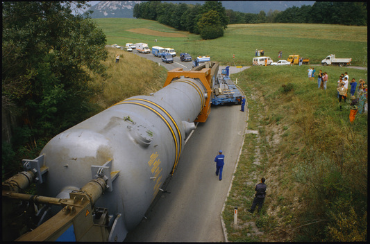 Blockade of Nuclear Transport in Slovenia