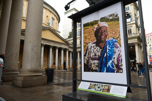 Food for Life Photographic Exhibition in Milan