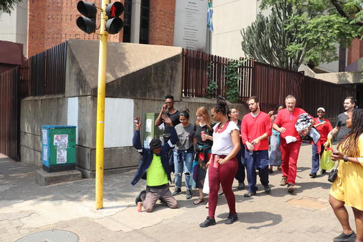 Anti Air Pollution Activists Released in Pretoria
