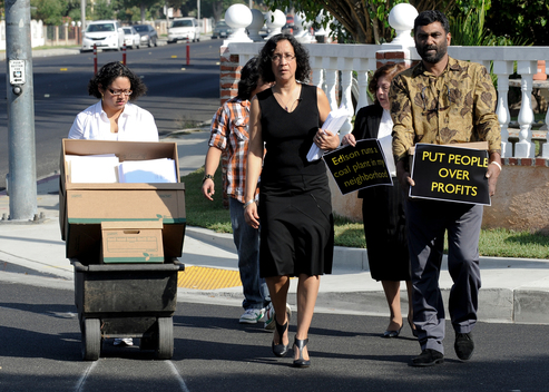 Coal Power Plant Closure Petition in LA