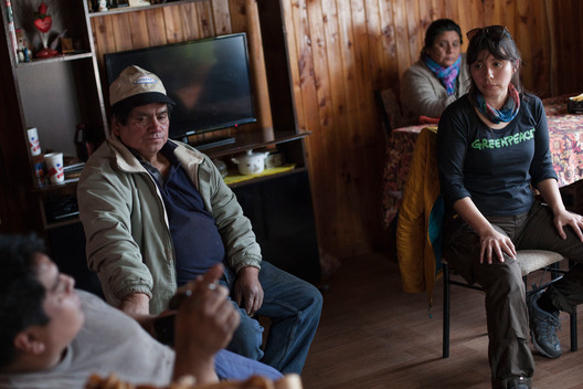 Meeting with Clams Collectors in Chiloé Island