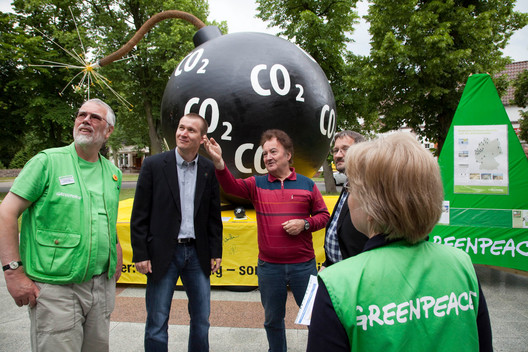 Action against CO2 Storage in Germany