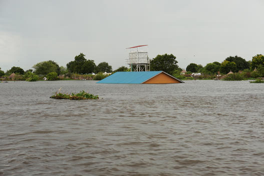 Flooding in South Sudan