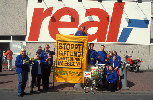 Pesticides Action at Real in Germany