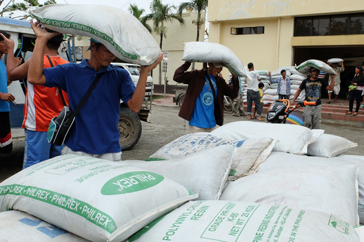 Seeds Distribution in Cagayan Province