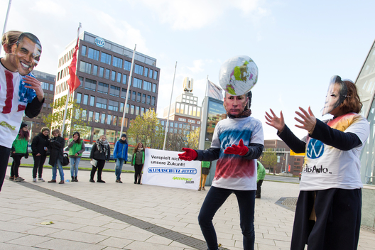 JAGs Climate Action in Dortmund
