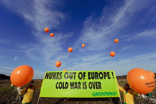 Nuclear Action at US Base in Belgium