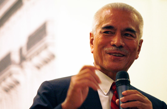 COP21: President Anote Tong of Kiribati in Paris