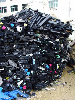 Electronic-Waste Documentation in Guiyu, China
