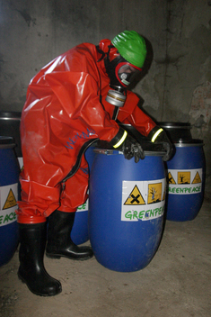 Discovery of Toxic Waste in Slovakia