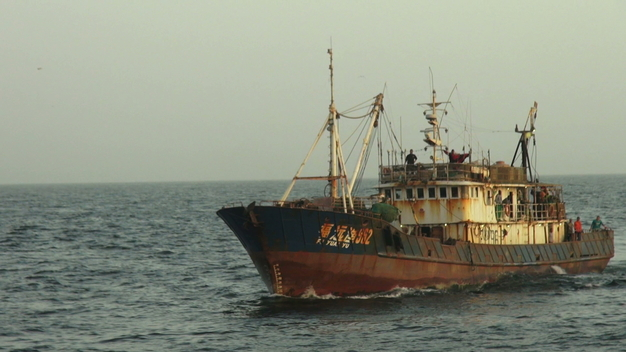 B-ROLL: Investigating fishing operations in Mauritania (LEG ONE)