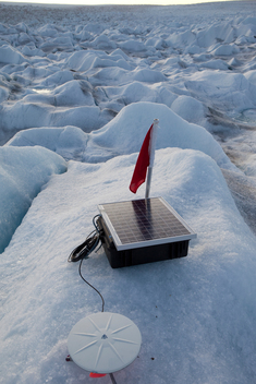Scientific Data Collection in Greenland