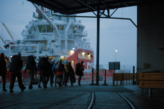 Occupation of OMV's Vessel Skandi Atlantic in New Zealand