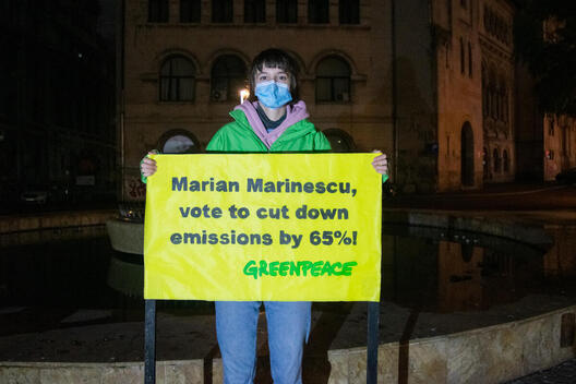 Climate Marathon for an Ambitious European Climate Law in Bucharest