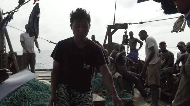 Joint Inspection on Illegal Fishing Activities in Sierra Leone - News Access