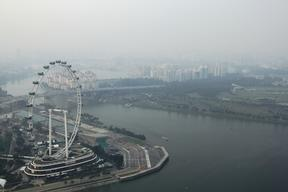 Singapore Haze Pollution Hits All-Time High