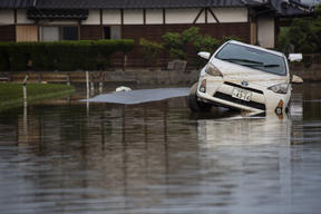 Torrential Rain in Northern Kyushu, Japan