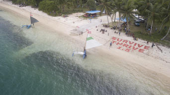 Action ahead of the Climate Vulnerable Forum in the Marshall Islands