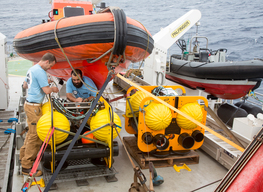 Acoustic Research Conducted near the US Atlantic Coast