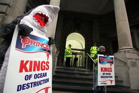 Action against Princes Tuna in UK