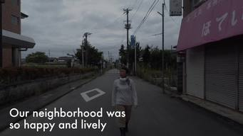 The Story of Mrs. Kanno In Fukushima Prefecture (Web Video Trailer - English)