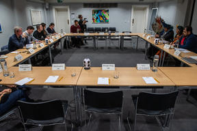Brazlian Indigenous Leaders Meet with UK Companies in London