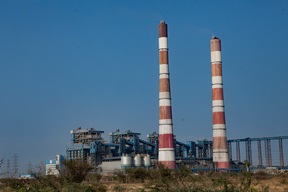 NTPC Thermal Power Station in Tamil Nadu