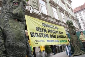 Forest Action against Andritz AG in Austria