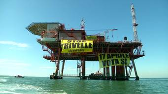 Stop Offshore Drilling Action in Adriatic Sea