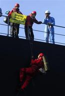 Action on Coal Ship Federico near Spain