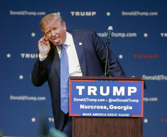 Donald J. Trump Campaigning in Georgia