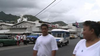 StarKist Tuna Factory in Pago Pago