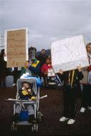 Public Demonstration against WTI Incinerator, East Liverpool, Ohio, USA
