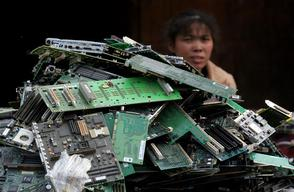 Toxics e-Waste Documentation in China