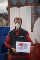 Mobilisation against Air Pollution in Nice France