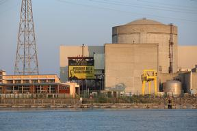 Action at Tricastin Nuclear Plant in France
