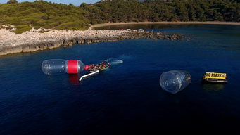 Single Use Plastic Pollutes the Adriatic Sea