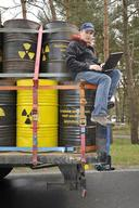Protest against Nuclear Energy in Germany