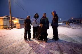 Local Youth in Alaska