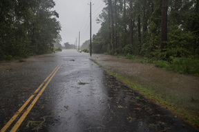 Hurricane Irma Flooding in South Carolina