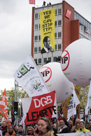 Demonstration Against TTIP in Hannover