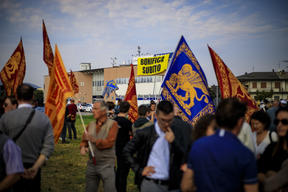 Stop PFSA Action in Trissino, Veneto