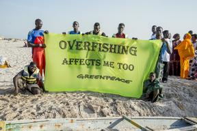 'Fish Fairly' Global Week of Action in Senegal