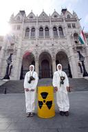 Chernobyl Nuclear Disaster Commemoration Event in Hungary