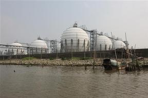 Chemical Facility in Pearl River Delta Region