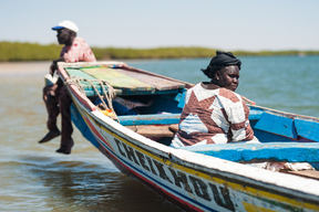 Fishers Depart to Collect Seafood in Senegal