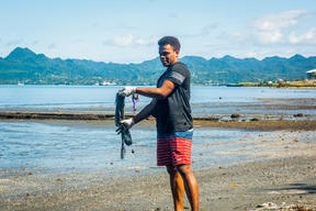 Pacific Island Represent Fiji Action ahead of Climate Vulnerable Forum