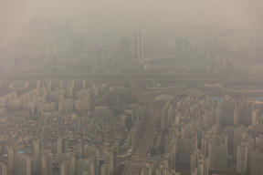 Ultra Fine Dust Pollution at Alarming Levels in Seoul