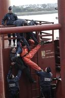 Action against GE Cargo Ship in France